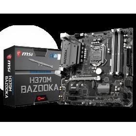 MSI H370M BAZOOKA DDR4 2666 USB3.1 mATX 8.NESİL
