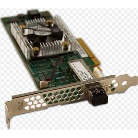 DELL Qlogic 2660, Single Port 16GB Fibre Channel HBA, Low Profile - Kit 130QLE16G1-HBA-LP