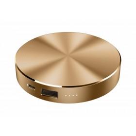 BASS 6000 mAh Gold Powerbank BASS-2196-GOLD