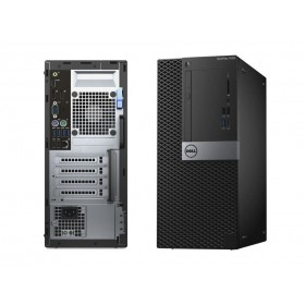 DELL OptiPlex 7050 MT, Core i5-7500, 8GB, 1TB,Win 10 pro N027O7050MT02_WIN