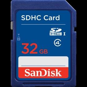 SANDISK 32 GB Extreme 40 MB Class 4 SD-MMC Kart SDSDB-032G-B35
