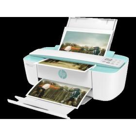 HP Ink Advantage 3785 Renkli Inkjet MFP WiFi 8/5,5ppm A4 Yazıcı (Su Yeşili) T8W46C