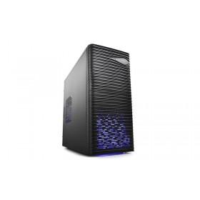 DEEPCOOL WAVE 120mm LED fanlı Micro ATX SİYAH KASA 1xUSB 2.0, 1xUSB 3.0, 1xAudio, WAVE-LED