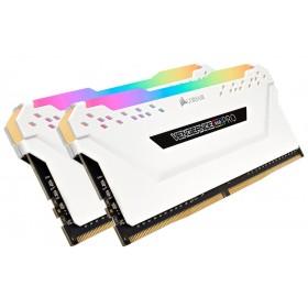 16 GB DDR4 CORSAIR CMW16GX4M2A2666C16W 2666Mhz RGB