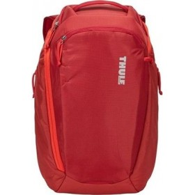 THULE  Enroute 23L Notebook Sırt Çanta, Red Feather 15.6