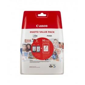Canon PG-46/CL-56 Multipack Fotoğraf Kağıdı Hediyeli - 9059B003