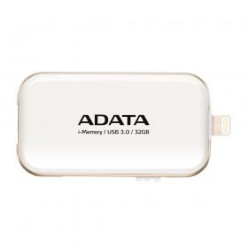 ADATA 32GB i-Memory USB3.0 Beyaz USB Bellek AUE710-32G-CWH