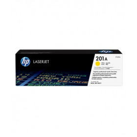 HP CF402A Yellow Toner Kartuş (201A)