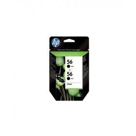 HP C9502A Black Mürekkep Kartuş (56)