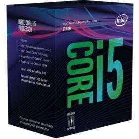 INTEL CORE i5-8600K 3.60GHz 9MB 1151p FANSIZ