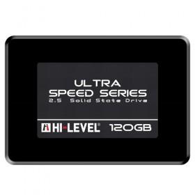 120 GB HI-LEVEL SSD30ULT/120G 2,5