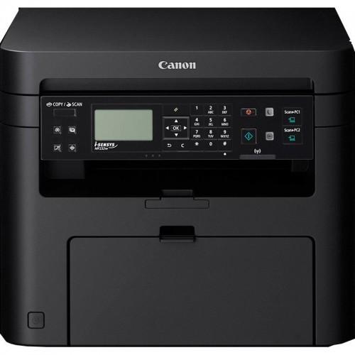 CANON I-Sensys Mono Laser MFP Fakslı WIFI 23PPM A4 Yazıcı MF237W-1XTONER