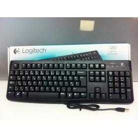 LOGITECH K120 USB F Türkçe Standart Klavye 920-004163
