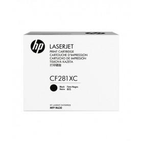 HP CF281XC Black Toner Kartuş