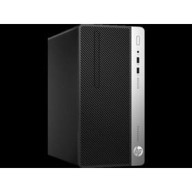HP 400 MT G4 ,i5-7500 ,8GB, 256 GB SSD, Free DOS 3KT90ES