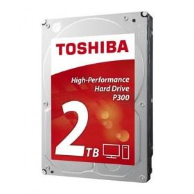 TOSHIBA 2TB P300 7200RPM 64MB Sata 3.0 3.5