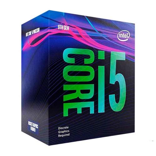 INTEL CORE i5-9400F 4.10 GHZ 9MB 9.Nesil 1151p VGASIZ