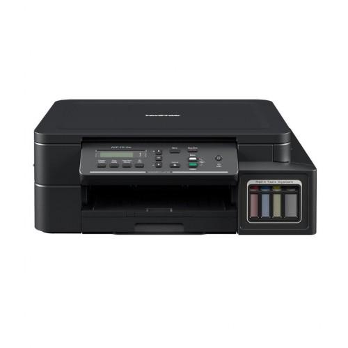 BROTHER Color Inkjet Tanklı MFP WiFi 27PPM A4 Yazıcı DCP-T510W