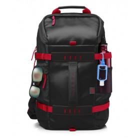 HP Odyssey Sırtçantası 15,6 -Kırmızı / Siyah /X0R83AA