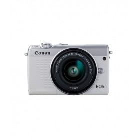 CANON D.CAMERA EOS M100 WH M15-45 S