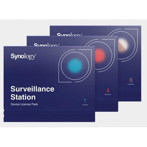 SYNOLOGY NAS Gözetleme Cihazı Lisans Paketi DEVICE-LICENSE-X8