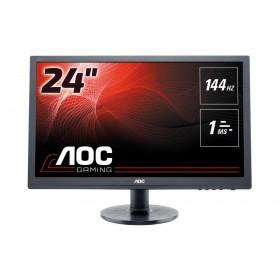 24 AOC G2460FQ 1MS 144HZ FHD HDMI VGA DVI DisplayPort GAMİNG