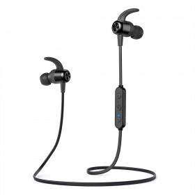 TAOTRONICS Mıknatıslı Bluetooth Ter Geçirmez IPX6 Spor Kulaklık 20 Saat Müzik+Kılıf TT-BH076