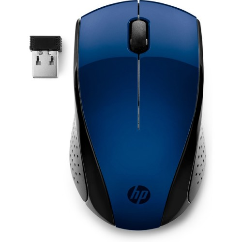 HP Wireless Mouse 220 Mavi /7KX11AA