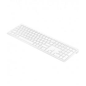 HP Pavilion 600 Kablosuz Klavye TR Beyaz