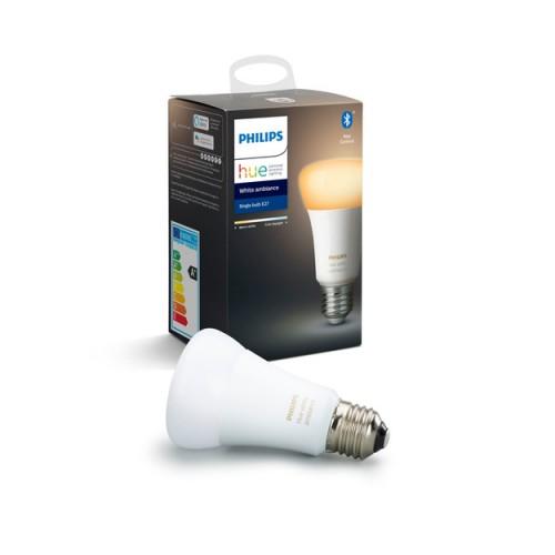 Philips Hue Beyaz Ambiyans Akıllı Ampul  E27 Bluetooth Özellikli