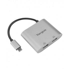 Targus USB-C 4K 2 x HDMI Adapter