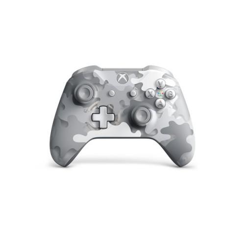Microsoft Xbox One Artic Camo WL Contrllr